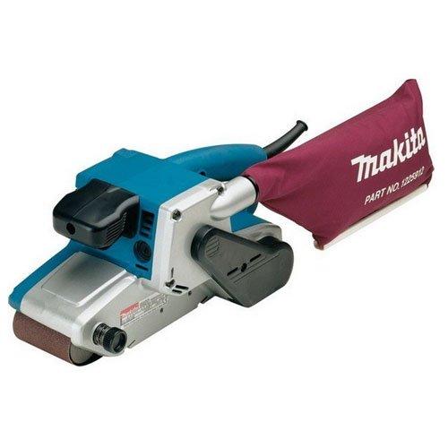 Makita 9920 9920-Lijadora de banda 76x610 mm 1010W 210-440 m/min 4.5 kg, 1010 W, 120 V