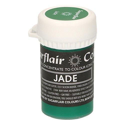 Sugarflair Pastenfarbe Pastel JADE, 25g