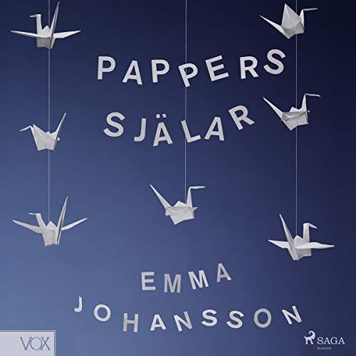 Papperssjälar audiobook cover art