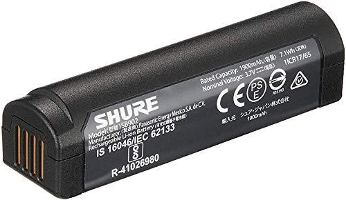 シュアー SHURE SB902 リチウムイオン充電式電池 ワイヤレスマイク