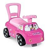 Smoby Mein erstes Auto Rutscherfahrzeug Minni, Kinderfahrzeug mit Staufach und Kippschutz, für...
