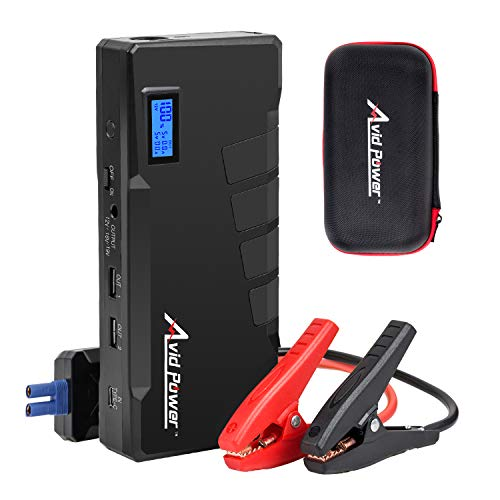 Best Price! Jump Starter, 900A Peak 20000mAh Car battery Jump Starter (Up to 7.0L Gas or 5.5L Diesel...