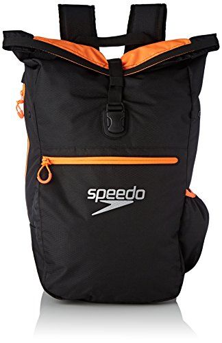 Speedo Team Rucksack III Backpack, schwarz, One Size