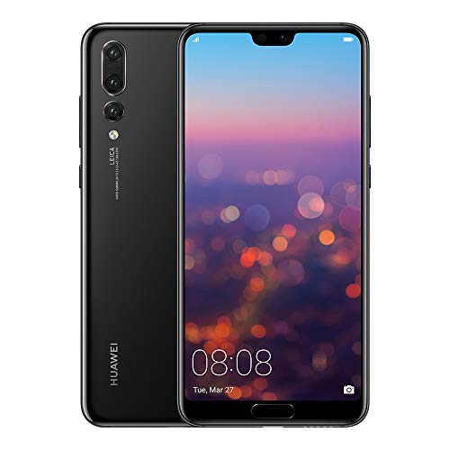 "Huawei P20 Pro Single Sim 4G 128Gb Nero - Smartphones 15.5 cm6.1"", 128 Gb, 40 Mp, Android, 8.1, Nero"