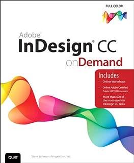 Adobe InDesign CC on Demand