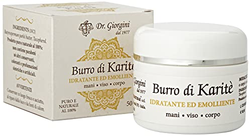 Dr. Giorgini Burro di Karité - 50 ml