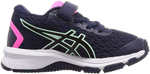 ASICS 1014A151-400_34,5 Running Shoes, Navy, 34.5 EU