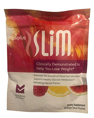 Plexus Slim Pink Drink Microbiome Activating 30 Packets