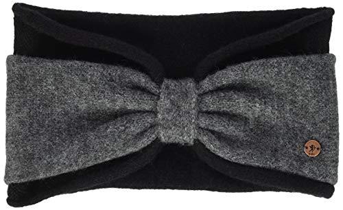 edc by Esprit Accessoires Damen Stirnband, Schwarz (Black 001), Einheitsgröße