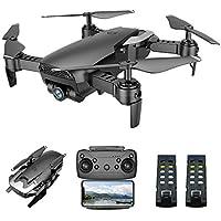 Volantexrc 1080P Foldable RC Quadcopter Q1 Drone with 2 Batteries