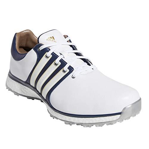 adidas Herren Tour360 Xt-sl(Wide) Golfschuhe, Weiß (Navy/Blanco F34991), 44 EU