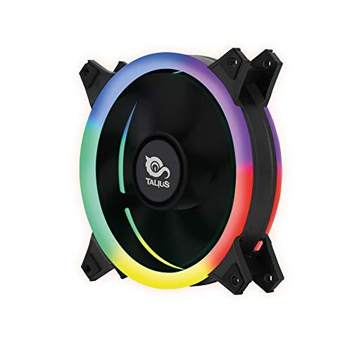 Ventilador 12 cm TALIUS Iris Spectrum RGB
