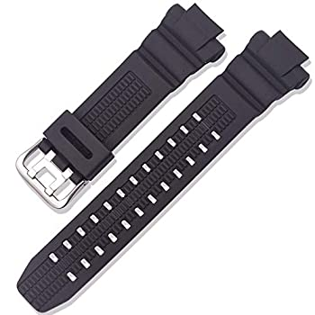 Replacement CAS109 Watch Band Strap Fits GW3500B GW3000B G Shock GW2500B GW2500 G1000 G1100 G1200 G1250 G1500 GW2000 GW2500   GW3500B GW3000B GW2500B GW2500 G1000 G1100 G
