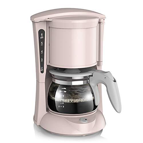4-6 Tassen Filterkaffeemaschine, Haushaltskaffeemaschine, Cappuccino und Latte