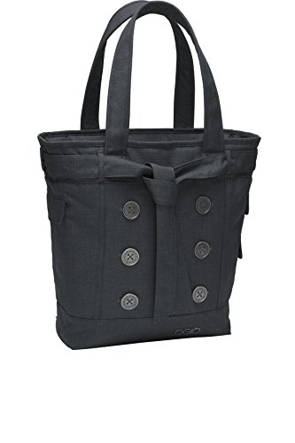 Ladies Melrose Tote. 414006 Storm Grey OSFA