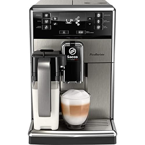 Machine à café avec broyeur Saeco
