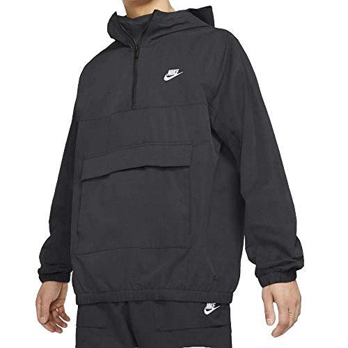 Nike DA0011-010 M NSW CE UL ANORAK JKT Jacket mens black/(white) S