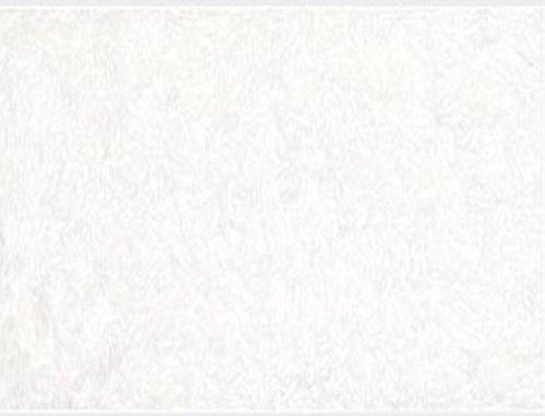 Trovador Toalla Panamá con Cenefa para Punto de Cruz de la Marca Tamaño Ducha 70X140cm. Color Blanco
