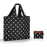 Reisenthel Mini Maxi beachbag Strandtasche, 62 cm, 40 Liter, Mixed Dots