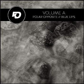 Polar Opposite // Blue Lips