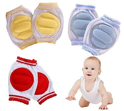 JT-Amigo JT-Amigo 3er Pack Baby Knieschoner Krabbelhilfe