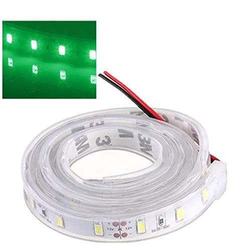 MASUNN 1 M 5630 Smd Led Silikon Streifen Licht Grünes Licht Wasserdicht 12V