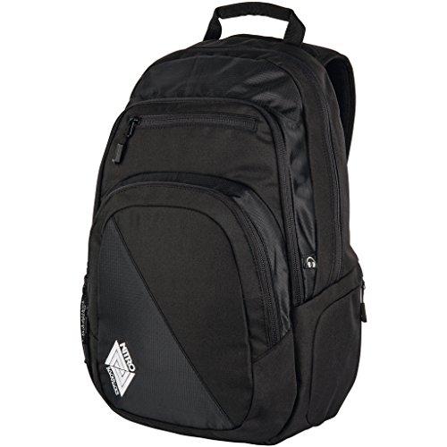 Nitro Stash Rucksack, Schulrucksack, Schoolbag, Daypack, Abstract, 49 x 32 x 22 cm, 29 L,