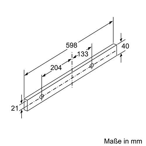 Bosch DFR067A50 Serie 4 Flachschirmhaube - 11
