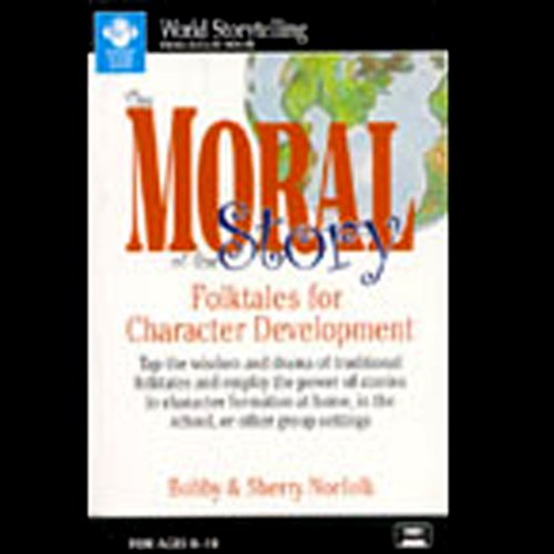 The Moral of the Story audiobook cover art