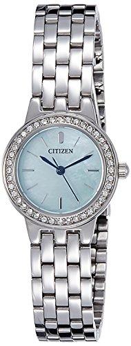 Citizen Analog Blue Dial Women's Watch - EJ6100-51N