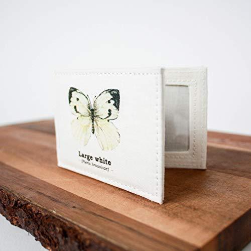 Papiliones-Porta carte da viaggio, colore: multicolore