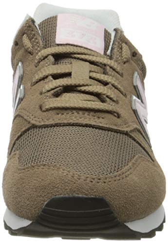 New Balance 373v2, Zapatillas Mujer, Marrón (Tan Bb2), 37 EU