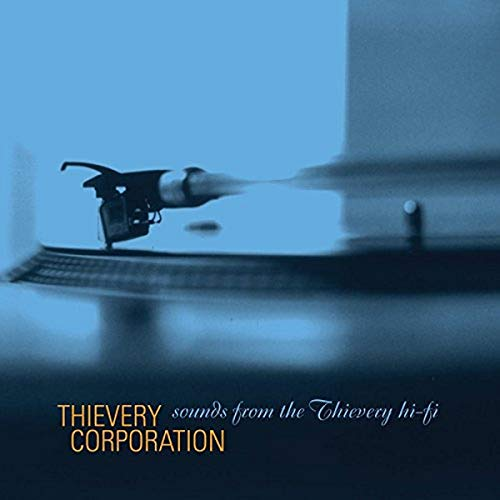 Sounds From The Thievery Hi-Fi [Vinilo]