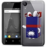 Caseink Case for Wiko Sunny 2 (4) The Lapins Crétins®