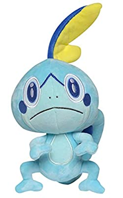 Pokemon 98055 Pokémon - Peluche de Pokémon 20,3 cm, Color Negro de Wicked Cool