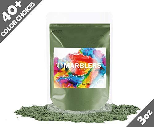 Marblers Non-Toxic Powder Concrete Colorant – 3 oz.
