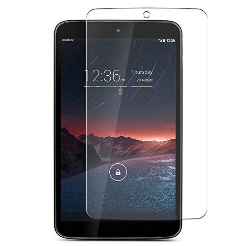 Vaxson 3 Stück Schutzfolie, kompatibel mit Vodafone Smart Tab 4G 8 inch, Bildschirmschutzfolie TPU Folie [nicht Panzerglas]