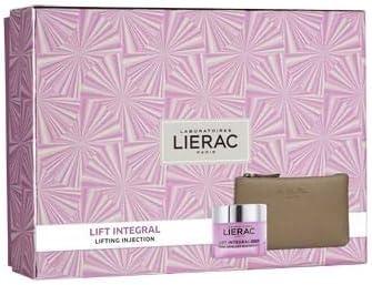 Lierac Lift Integral Crema Nutri + Estuche + Funda de piel Rue des Fleurs: Amazon.es: Belleza