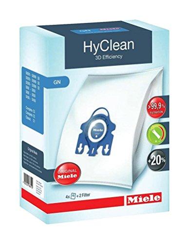 filtro attivo HEPA 20 Sacchetti per aspirapolvere Miele Aspirapolvere Hoover Sacchetti Gn S8310 S8320 S8330 cane gatto