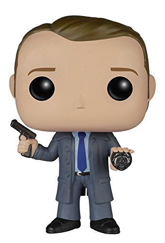Funko 6248 James Gordon Gotham TV S1 Pop Vinyl, Multi