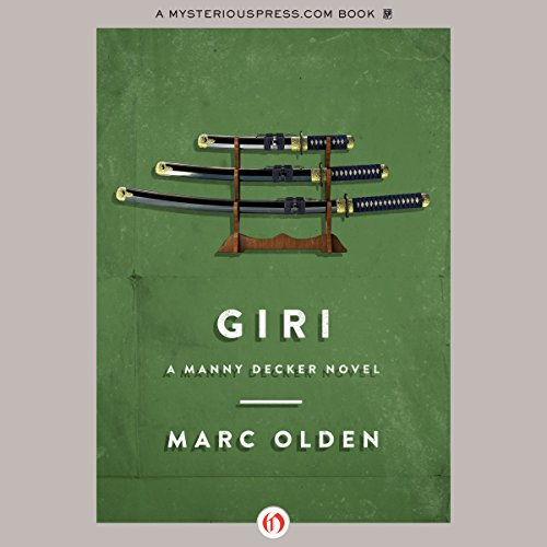 Giri audiobook cover art