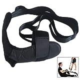 iwobi Correa de Estiramiento de Yoga, Fitness Yoga Correa, Tobillo Ligamentos Banda con múltiples Grip Loops, para Entrenamiento de flexibilidad Entrenamiento de instrucción Baile Gimnasio