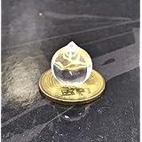 ミニマム・クリスタルマニ(純水晶マニ宝珠) 13mm パワーストーン【摩尼宝珠】