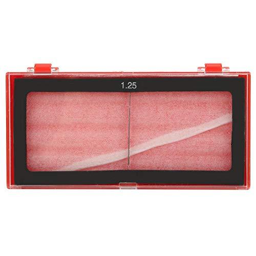Lente de soldadura con aumento de 0,75/1,25/1,75/2,25 dioptrías, lupa para casco de soldadura, lupa, lente de estrás, lupa para lentes de soldadura (1,25) ✅