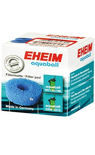 Eheim Aquaball 60-180 Filtro Grueso, 2 Piezas