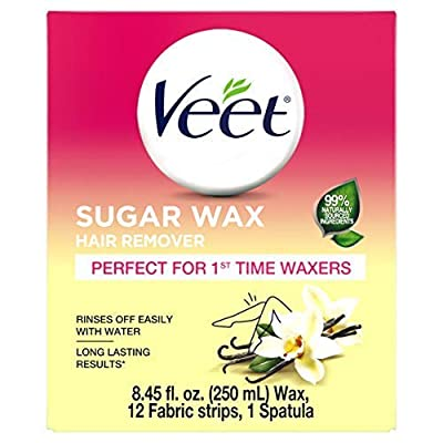 VEET Sugar Wax Hair