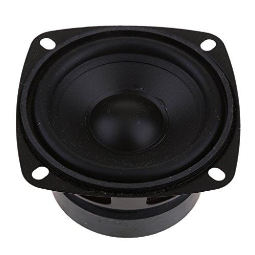 3 Zoll DIY Audio Lautsprecher Subwoofer für Lautsprecherbox , Auto , Schiff , 15W, 4 Ohm