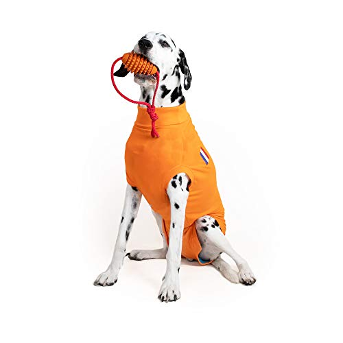 MPS Medical Pet Shirt, Orange, für extra kleine Hunde