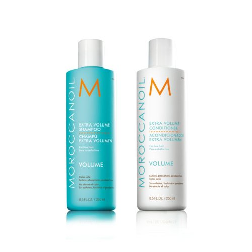 Moroccanoil - Extra Volumen Shampoo + Conditioner - je 250ml