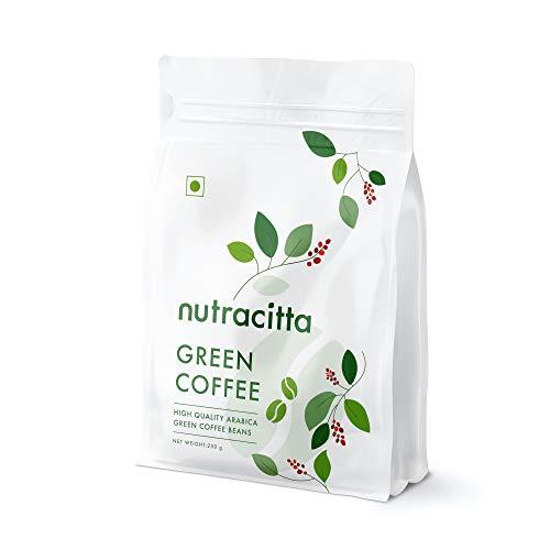 Nuracitta Green Coffee Beans Your Natural Immunity...